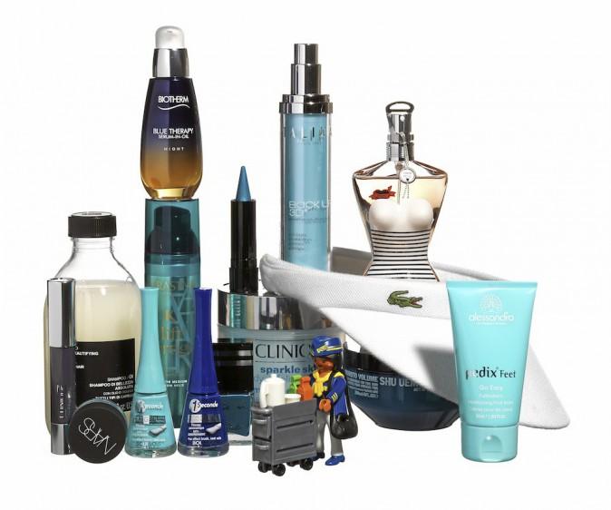 La sélection de produits de beauté