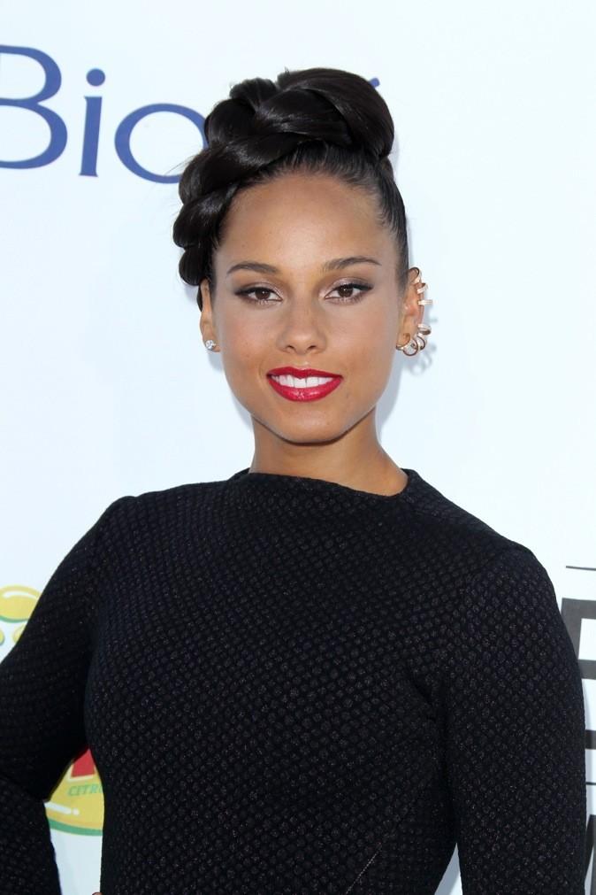Alicia Keys : toujours au top !