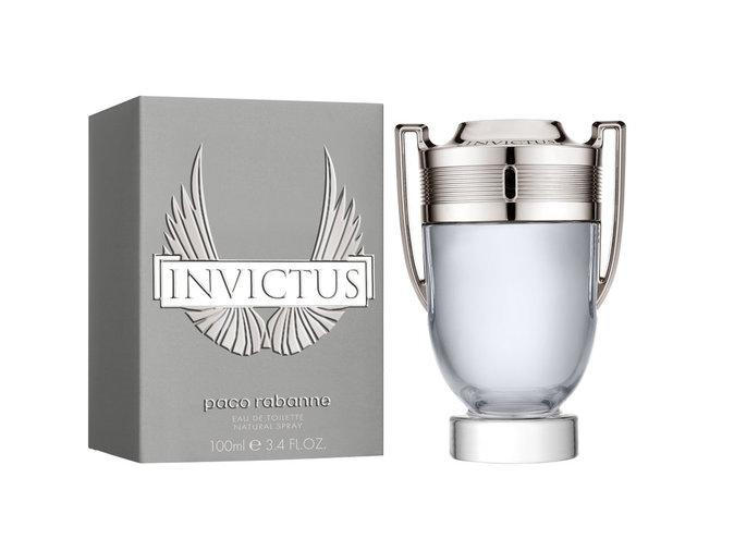 Invictus - Paco Rabanne - 56,90€ les 50ml