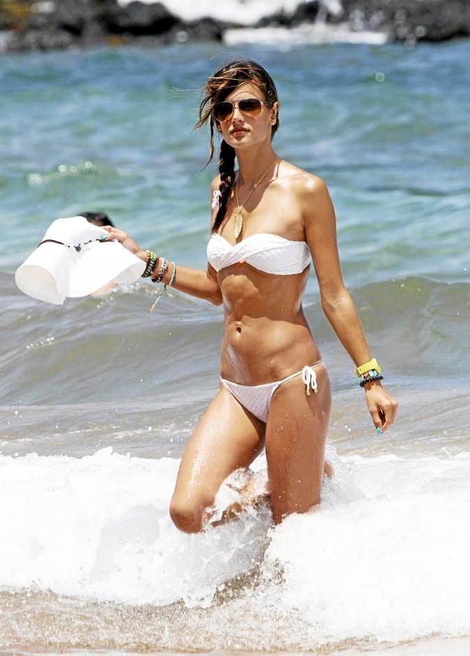 Alessandra Ambrosio : pas s(tressée) !