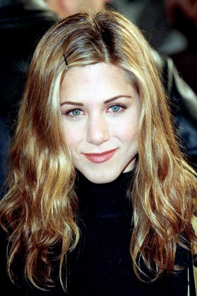 Jennifer Aniston pendant sa période Friends en 1998