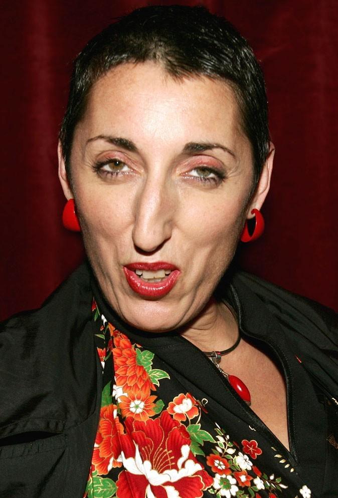 Rossy de Palma, mannequin espagnol connue pour son nez de caractère