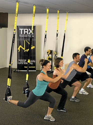Se muscler à des endroits précis : le TRX