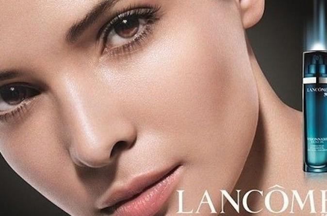 Hannaa Ben Abdesslen pour Lancome