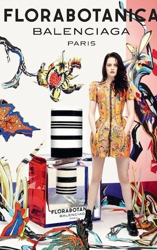 Kirsten Stewart pour Balenciaga