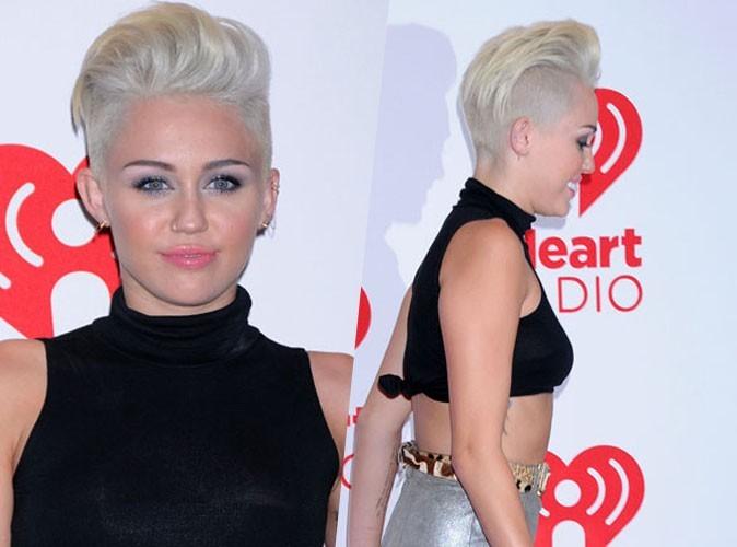 Miley Cyrus de face ou de profil ?