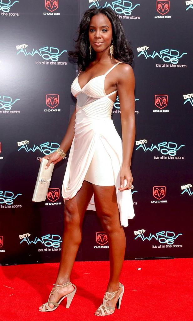 Les cuisses de Kelly Rowland