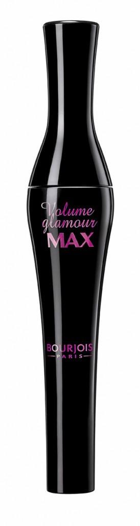 Mascara, Volume Glamour Max, Bourjois. 12,90 €.