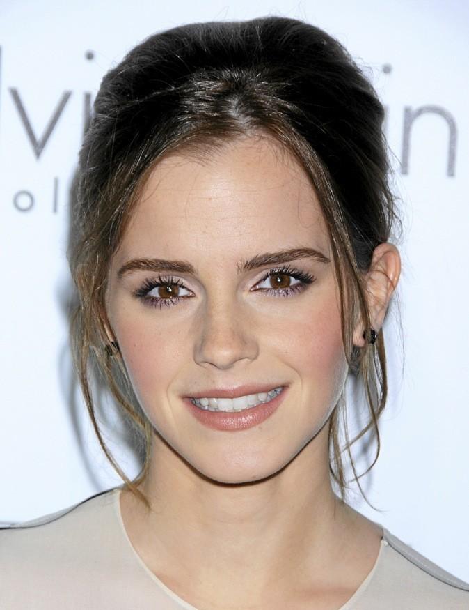 Emma Watson : Une fille pro