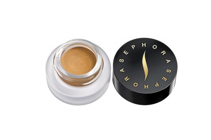 Oh my gold : Ombre à paupières et liner gold, Sephora 10,90 €