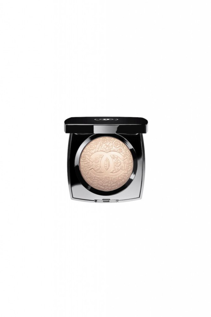 Oh my gold : Poudre illuminatrice, Chanel 51 €