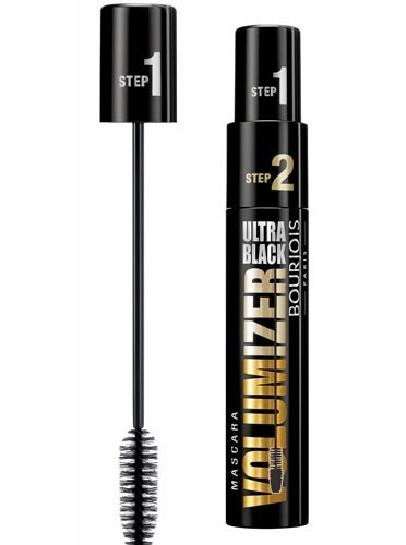Mascara, Ultra Black, Volumizer, Bourjois. 15,40 €.