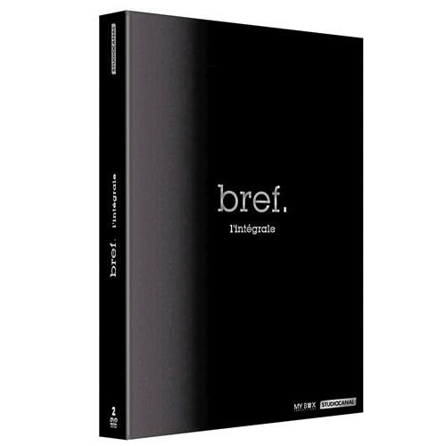 Coffret, Bref. l'intégrale 24,99 €