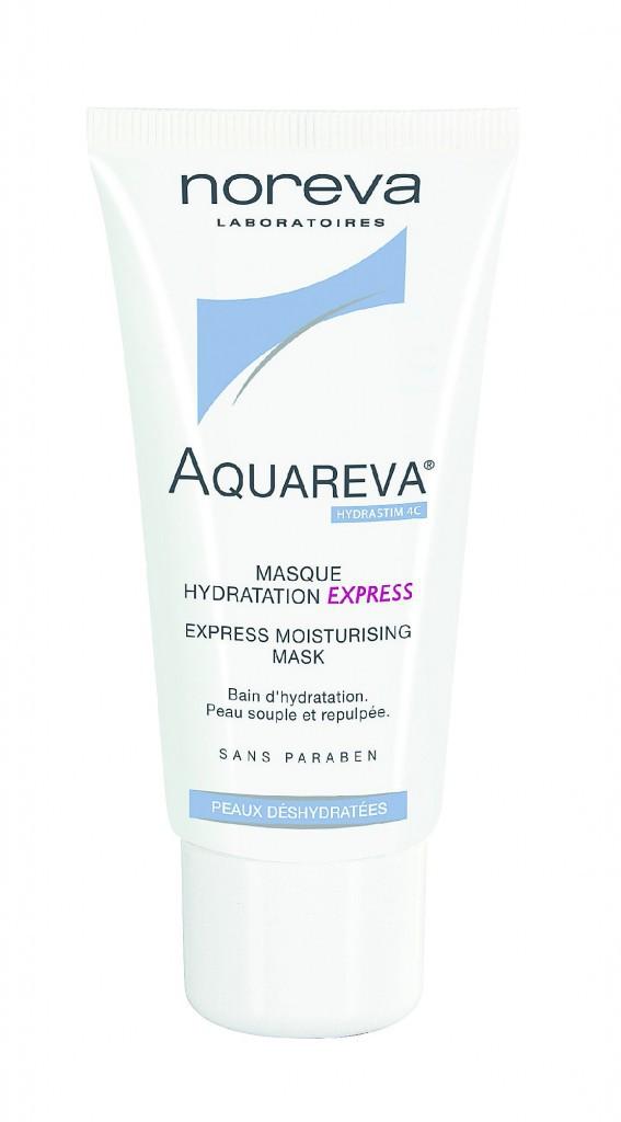 Masque hydratation express, Aquareva, Noreva 10,80 €