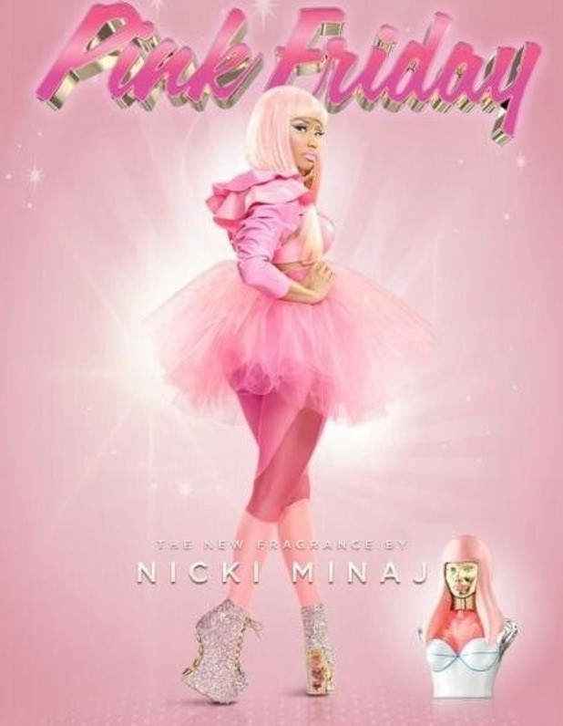 "Beauté : Nicki Minaj lance ""Pink Friday"" tout en gourmandise…"