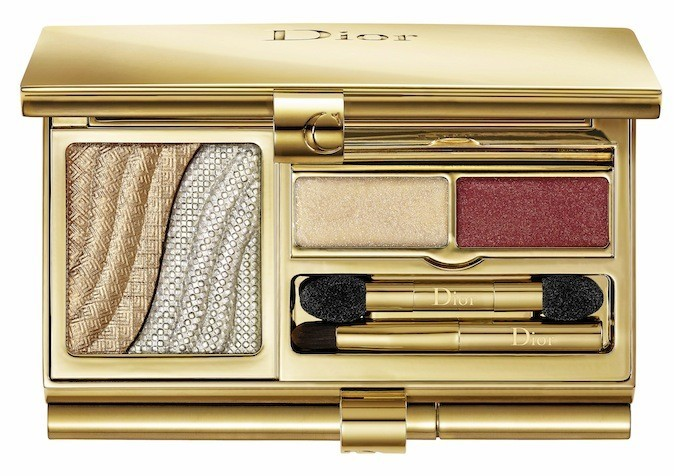 Palette de fards et gloss, Le Grand Bal, Dior 78 €