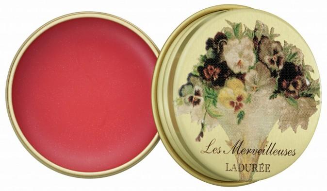Baume à lèvres teinté, Les Merveilleuses Ladurée en exclu chez Sephora 24€