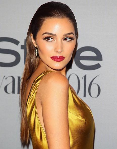 Beauté : Photos : Olivia Culpo : L'ex Miss Univers devient ambassadrice pour GHD !