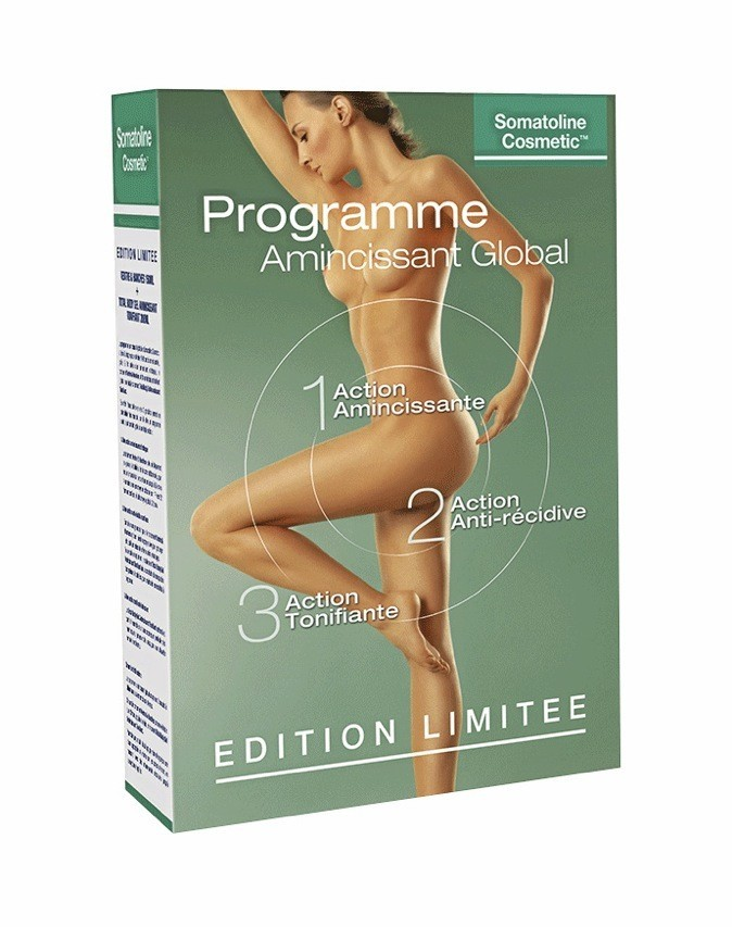Programme amincissant global, Somatoline Cosmetic 49,90 €