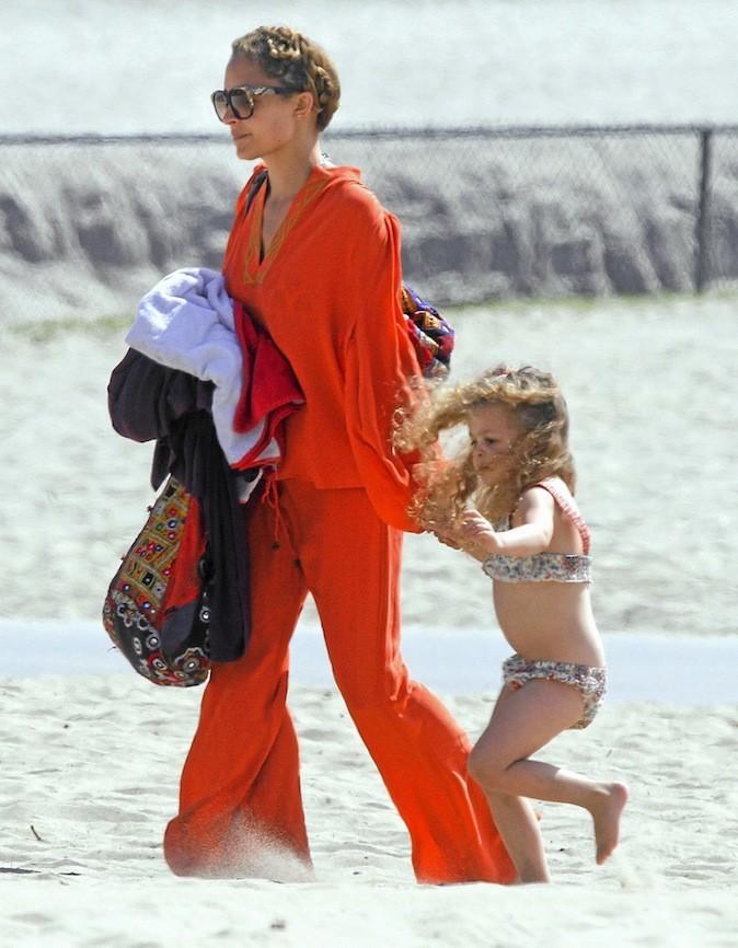 Nicole Richie : super maman !