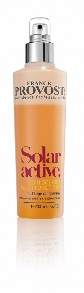 Spray cheveux multi-fonctions Solar Active, Franck Provost 19,40€