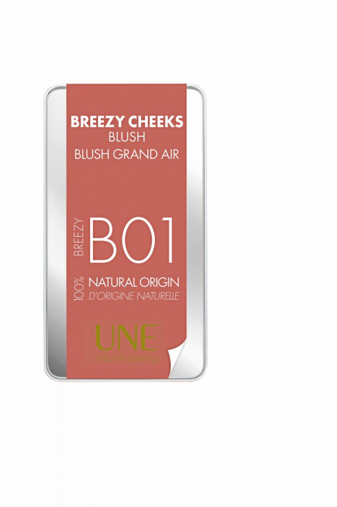 8. Blush Breezy Cheeks, Une. 18,50 €.