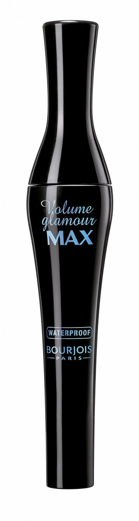 Mascara Volume glamour Max anti-bavures et waterproof, Bourjois 12,95 €