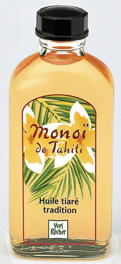 Monoi de Tahiti, Yves Rocher 10,70 €