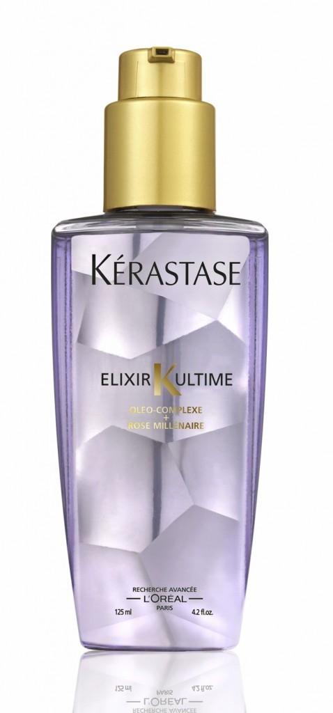 Elixir K Ultime cheveux fins et sensibilisés, Kérastase, 35€