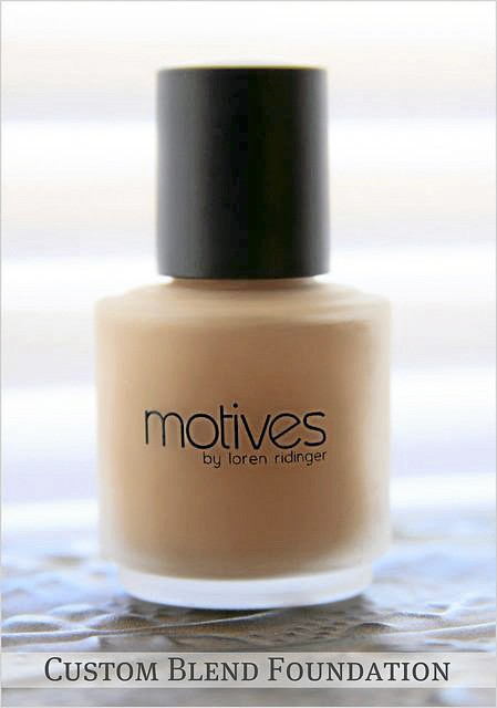 Fond de teint, Motives Cosmetics, 19 €