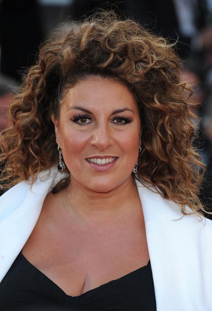 Festival de Cannes 2011 : la coiffure cheveux bouclés de Marianne James en 2010 !
