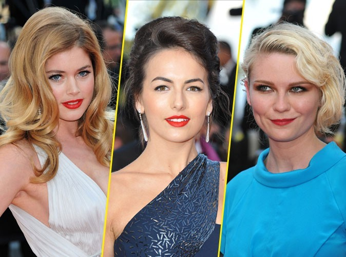 Festival de Cannes 2011 : le best of des plus belles coiffures des stars en 2010 !