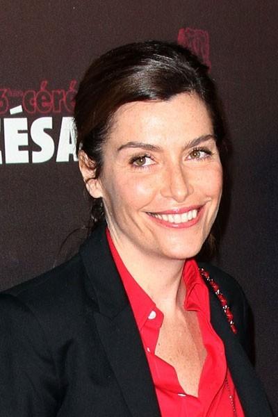 Coiffure César 2011 : le chignon bas de Daphné Roulier