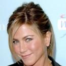 Jennifer Aniston : une coiffure queue de cheval en février 2009
