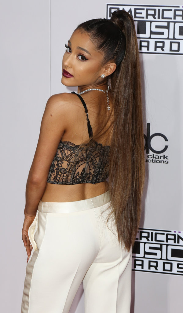 Cheveux : Tendance : La crinière interminable : Ariana Grande