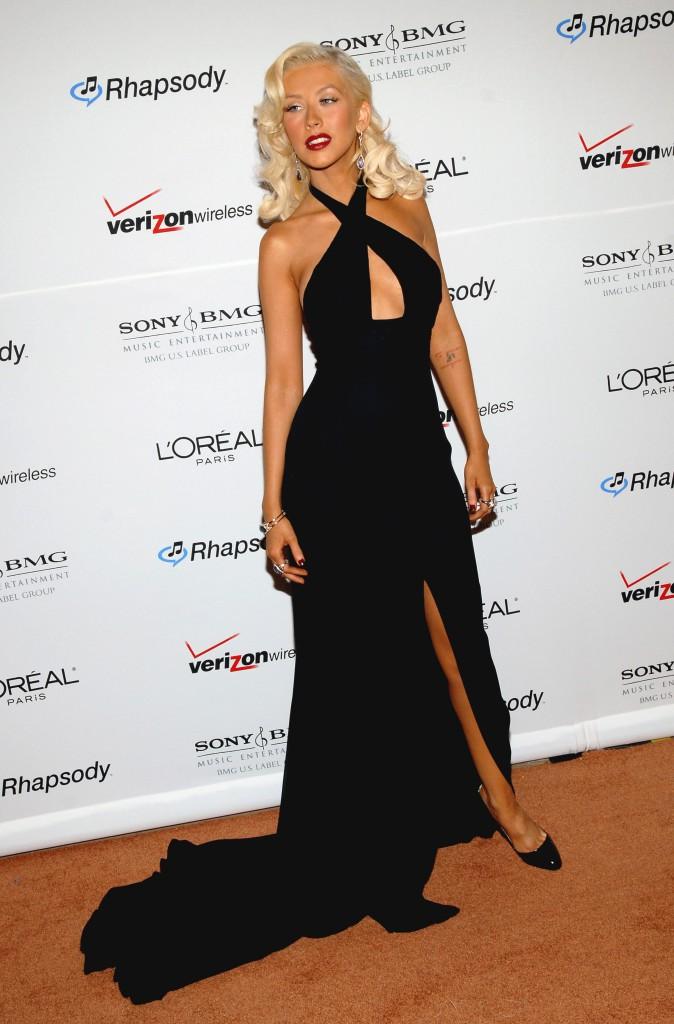 Christina Aguilera, glamour à souhait !