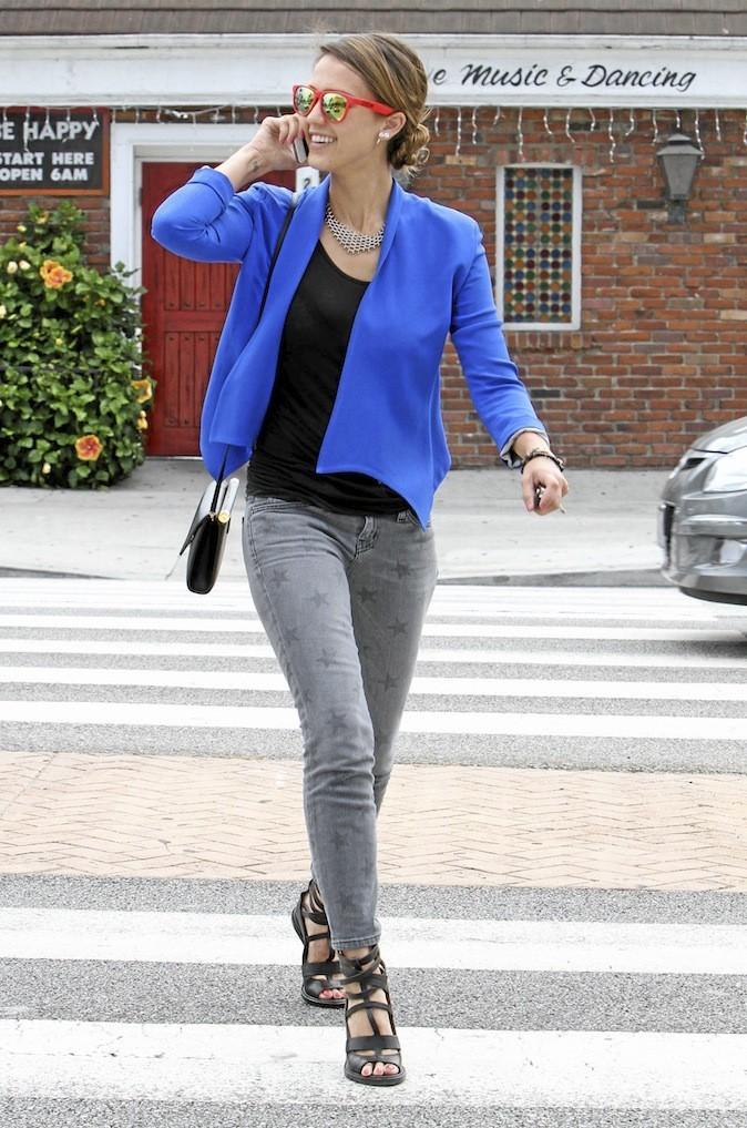 Jessica Alba : la boss du commerce !