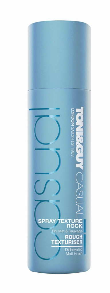 Spray Texture Rock, Toni&Guy chez Monoprix, 8,90€