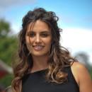 Star brune : les cheveux bruns méchés de Laetitia Milot
