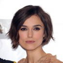 Star brune : les cheveux marron chocolat de Keira Knightley