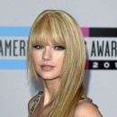 Coiffure de star printemps-été 2011 : la frange de Taylor Swift