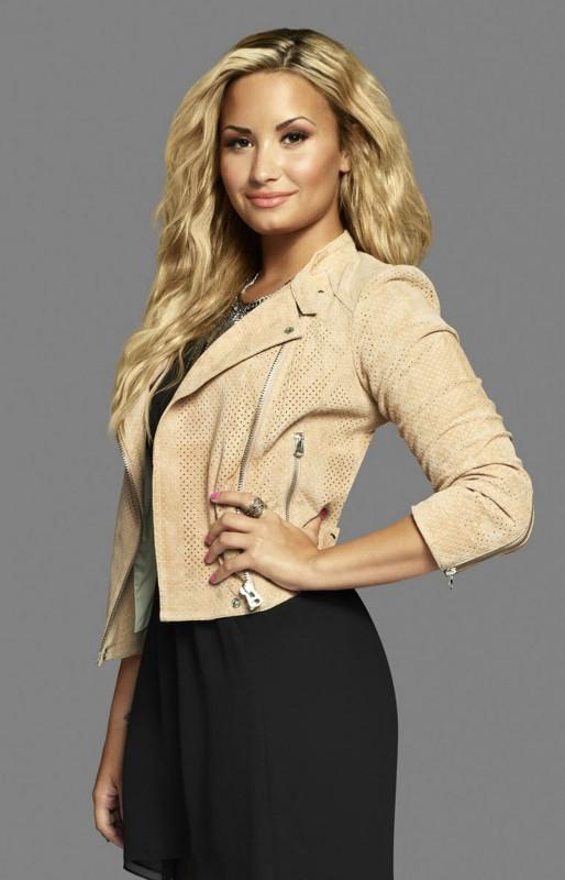 Demi Lovato en juillet 2013