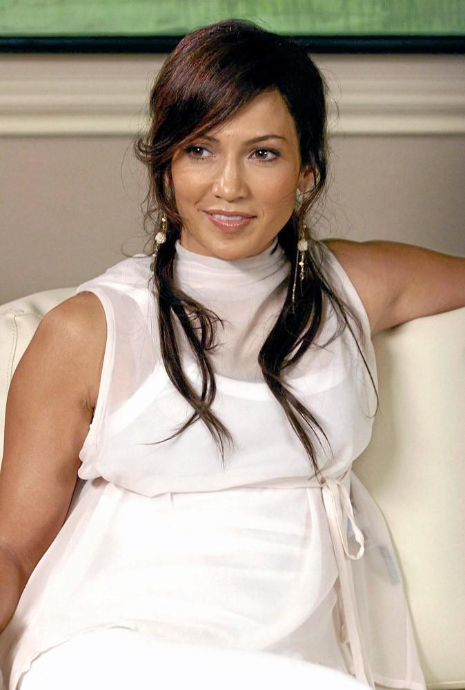 Coiffure de star : les cheveux bruns de Jennifer Lopez en 2006 !