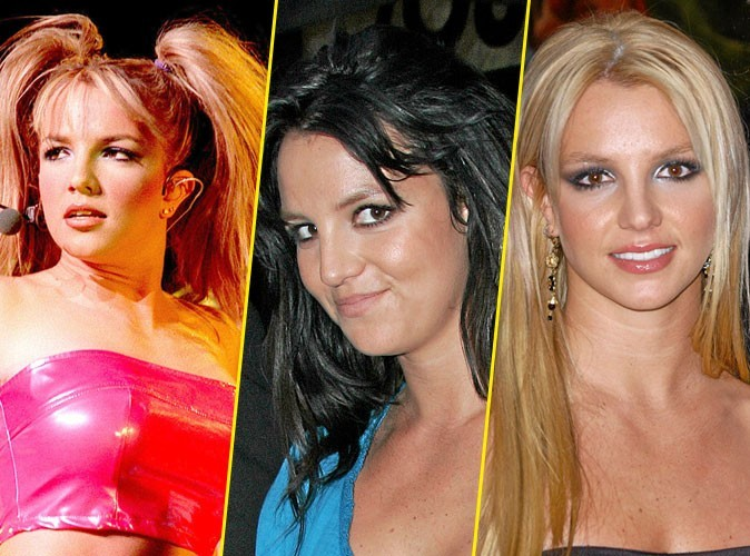 Coiffure de star : le pire et le meilleur des coupes de cheveux de Britney Spears !