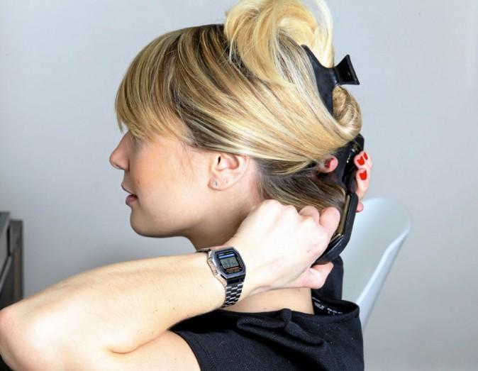 coiffure de star mode d 39 emploi de la queue de cheval haute d 39 annalynne mccord. Black Bedroom Furniture Sets. Home Design Ideas