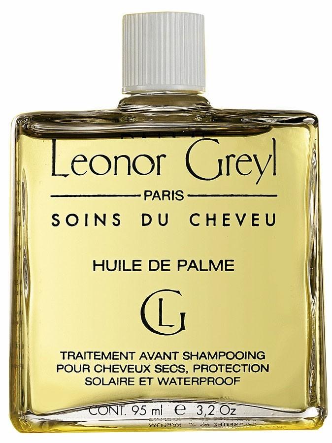 L'huile de palme Leonor Greyl pour un joli balayage tie & dye