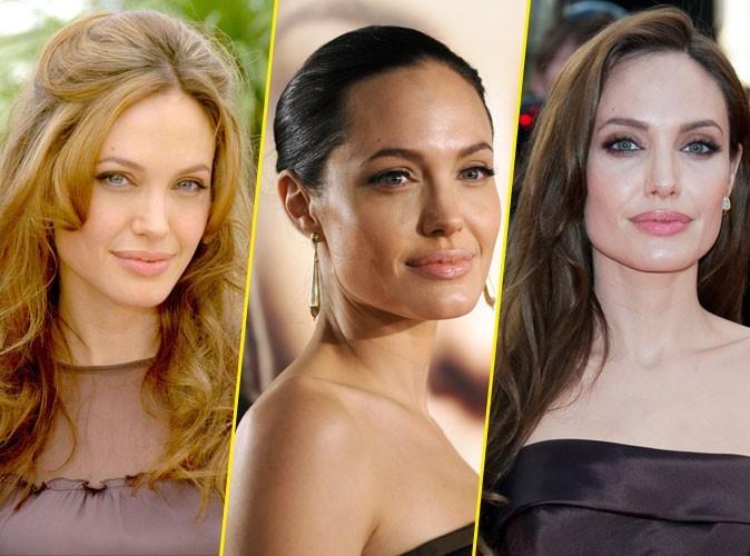 Coiffures d'Angelina Jolie : quelle coupe de cheveux lui va le mieux ?