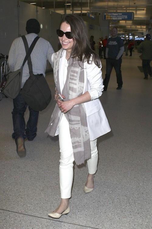 Emilia Clarke le 10 janvier 2013 !