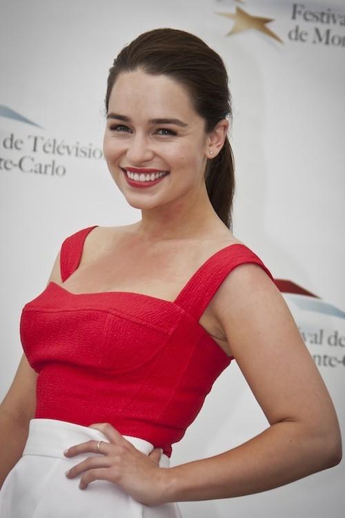 Emilia Clarke le 9 juin 2011 !