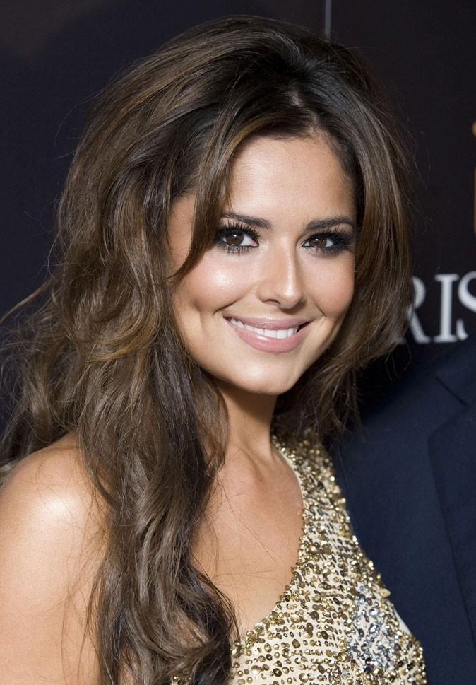 Coiffure de Cheryl Cole en septembre 2010 : retour à sa couleur naturelle !